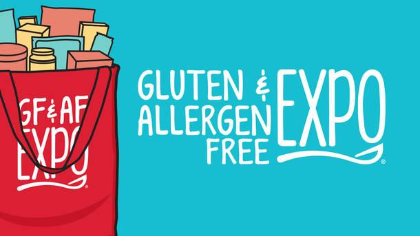 October 13-14: Gluten & Allergen Free Expo