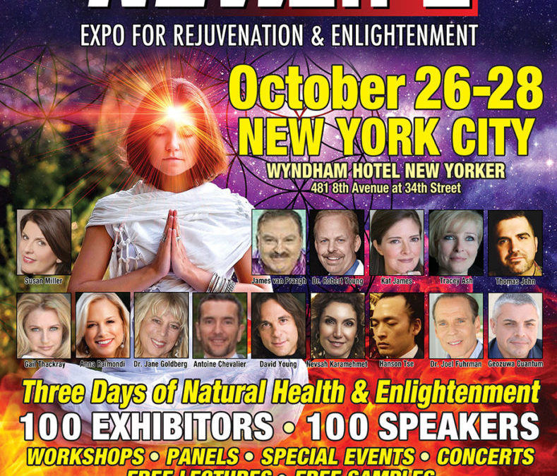 October 26-28: New Life Expo