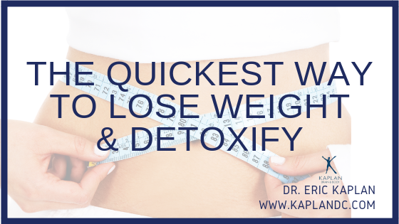 The Quickest Way to Lose Weight and Detoxify