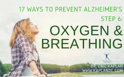 17 Ways to Prevent Alzheimer's – Step 6: Oxygen
