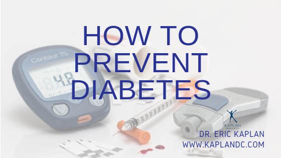 How to Prevent Diabetes