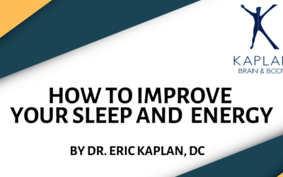 How to Improve Your Sleep & Energy